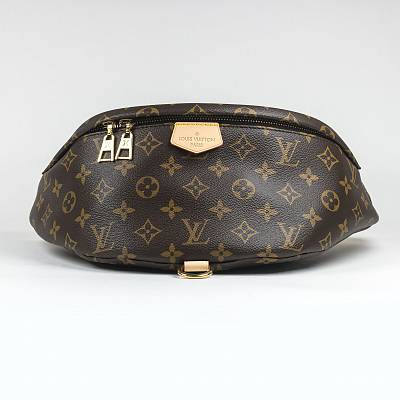 Сумка Louis Vuitton Monogram Brown Bum Bag