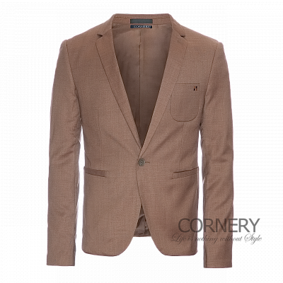 Cornery Brown Coat