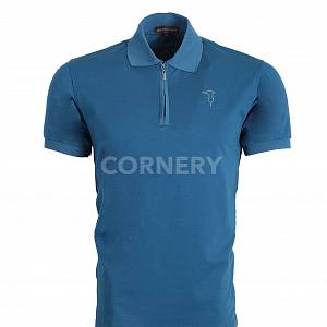 POLO TRUSSARDI BLUE