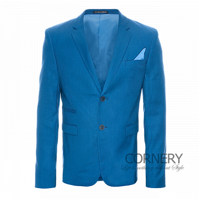 Cornery Blue Coat 1
