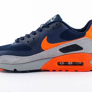 Nike Air Max 90 Orange blue