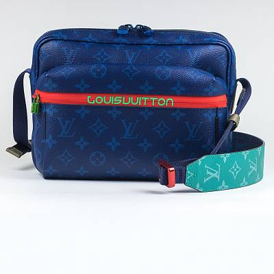 Сумка Louis Vuitton Monogram Pacific Outdoor Messenger Pm