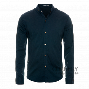 Cornery Shirt Dark Blue