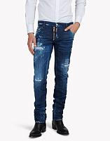 Dsquared Zipper Jeans