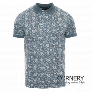 Philipp Plein Polo Grey