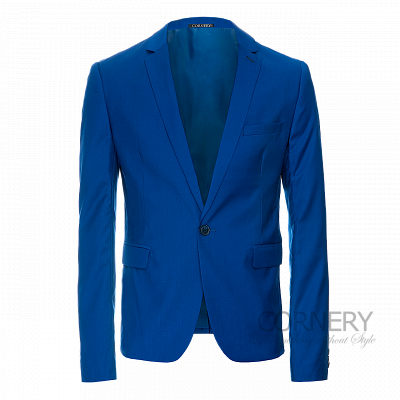 Cornery Blue Coat 4