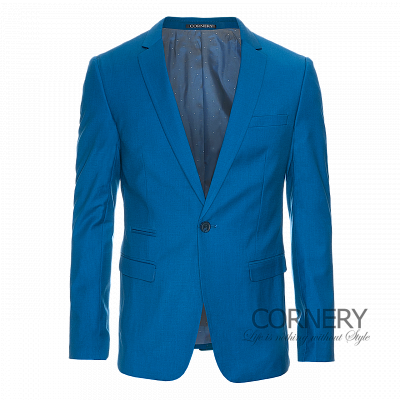 Cornery Blue Coat 3