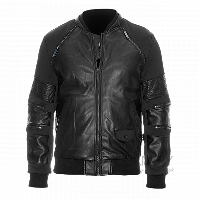 Phillipp Plein Black Jacket