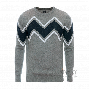 Cornery Sweater Grey