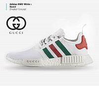 Gucci nmd white
