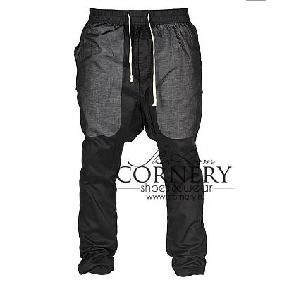 Rick Owens Black Pants